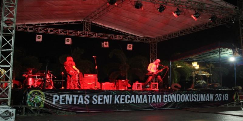 Pentas Seni Kecamatan Gondokusuman 2018