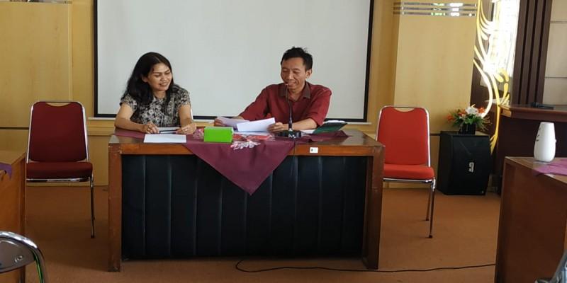 Pemilihan Ketua FORKOM UMKM Kecamatan Gondokusuman