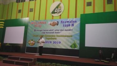 Perayaan HALUN (Hari Lanjut Usia) Kecamatan Gondokusuman 2019