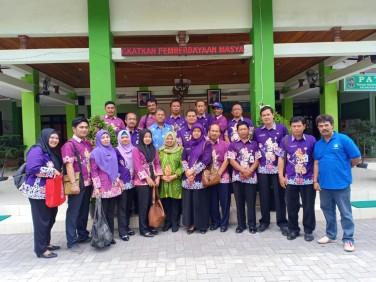 Kunjungan Kecamatan Kaliwungu Kabupaten Semarang