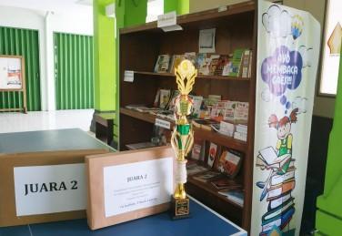 Kecamatan Gondokusuman Juara II Perpustakaan Instansi