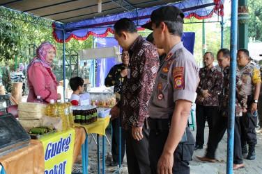 Gebyar UMKM di Kecamatan Gondokusuman Menyambut HUT Kota Jogja ke 263