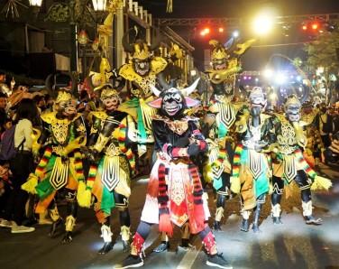 Wayang Jogja Night Carnival # 4