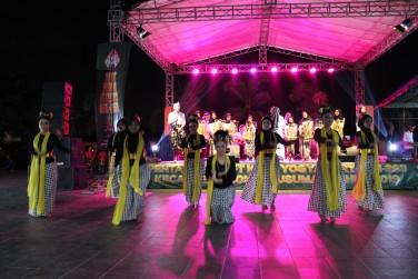 Pentas Seni Kecamatan Gondokusuman 2019 HUT Kota Jogja ke - 263