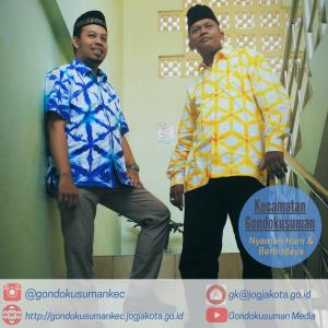 Penggunaan Shibori, Jumputan maupun Eco Print sebagai Pakaian Dinas Harian di Pemkot Yogyakarta