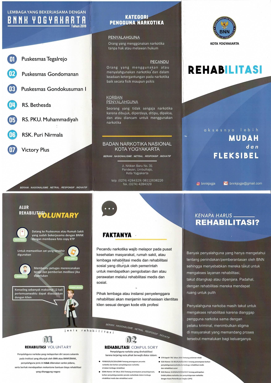 Pembinaan dan Pemberian Informasi mengenai penyalahgunaan Narkoba