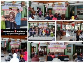 Pemberian Bantuan 500 Masker kepada Anak se Kecamatan Gondokusuman dari FKI (Forum Kecamatan Inklusi) Kecamatan Gondokusuman