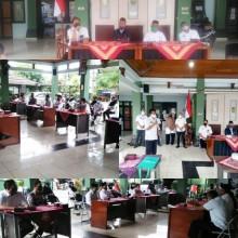 Pengajian Rutin Bagi ASN Kecamatan Gondokusuman