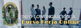 Bursa Kerja Online - Dinas Koperasi UKM Tenaga Kerja dan Transmigrasi Kota Yogyakarta