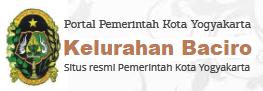Website Kelurahan Baciro