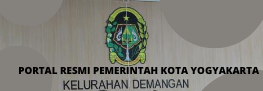 Website Kelurahan Demangan