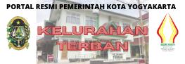 Website Kelurahan Terban
